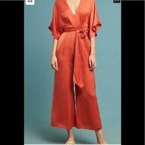 Women's wide leg jumpsuit